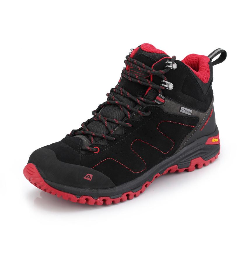 ALPINE PRO TRIGLAV 2 MID Uni outdoorová obuv UBTK137990 černá 37