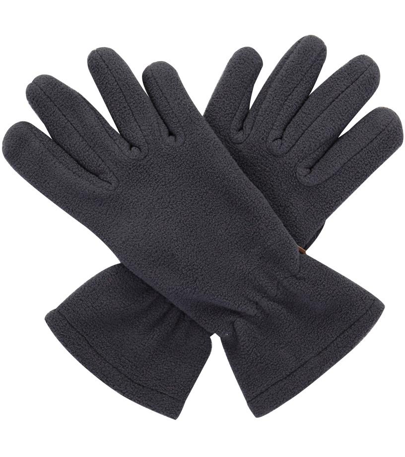 ALPINE PRO HERIX Uni rukavice UGLK005779 tmavě šedá
