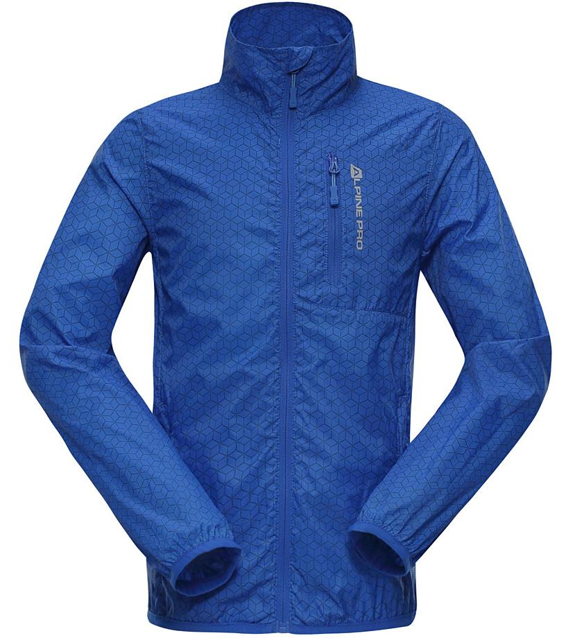 ALPINE PRO MIMOCO Dětská bunda KJCG042653PA cobalt blue 104-110