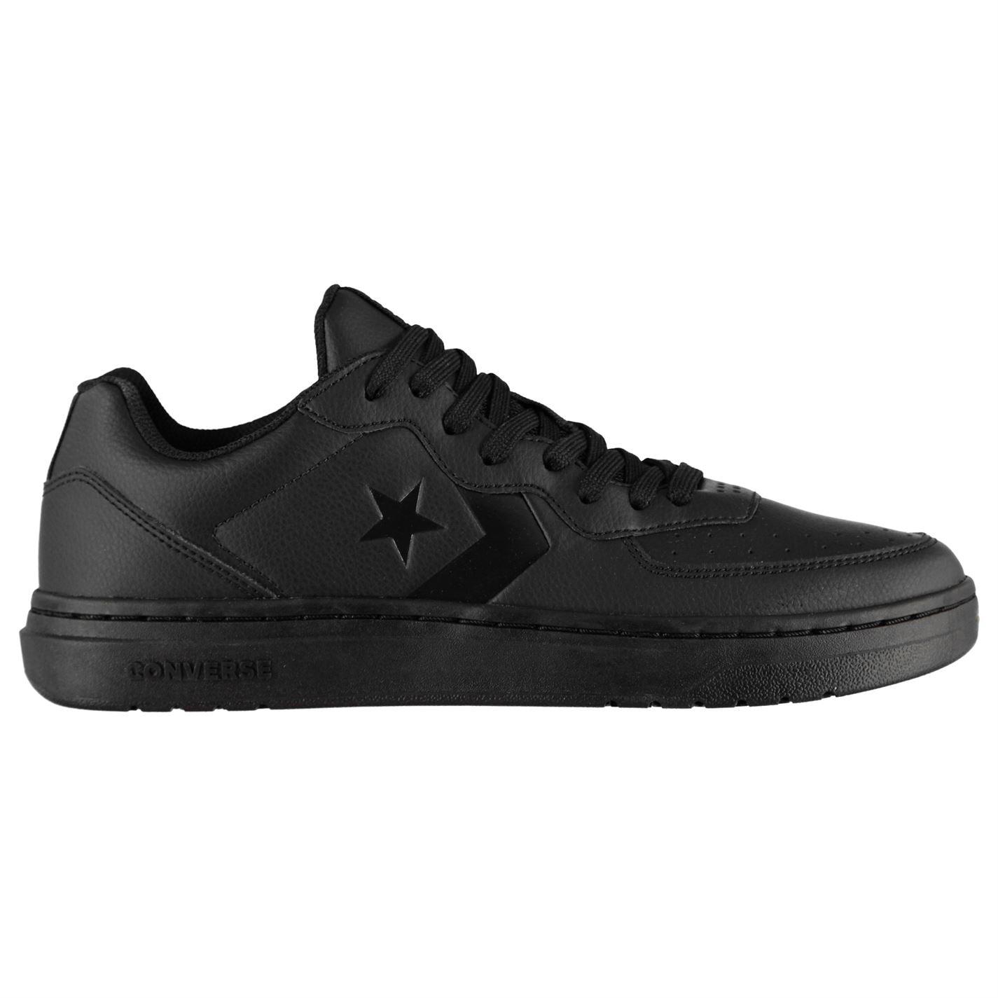 Converse Ox Rival Leather Trainers Pánské tenisky 11522103 9.5 (44)