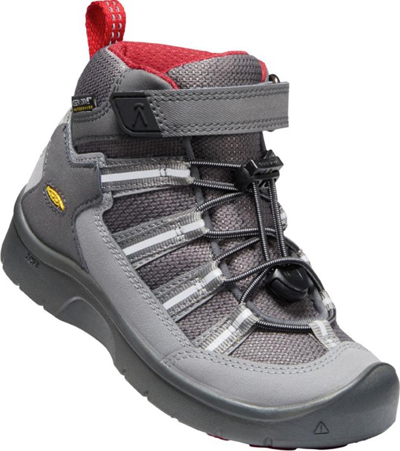 KEEN HIKEPORT 2 SPORT MID WP C Dětská celoroční obuv 10007783KEN01 magnet/chili pepper 8(25/26)