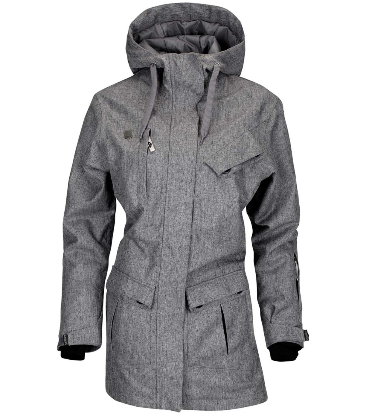 WOOX Cristy Ladies´ Jacket Grey wx1420304 46