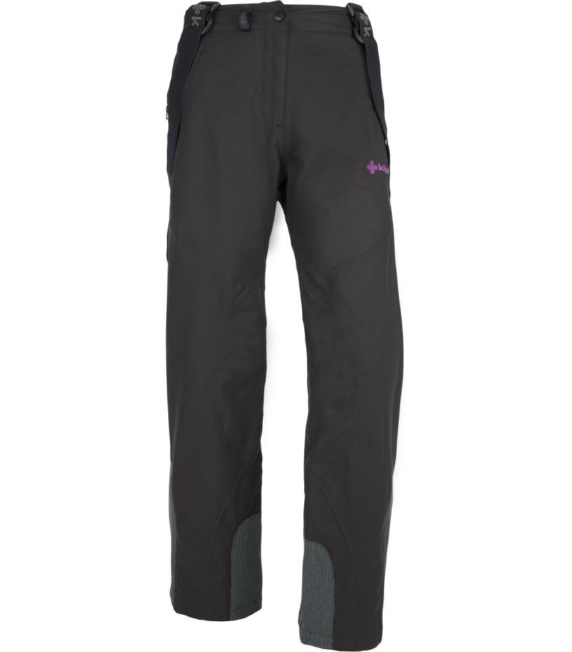 KILPI Dámské snowboardové kalhoty AZZURA DL0139KIBLK Černá 36