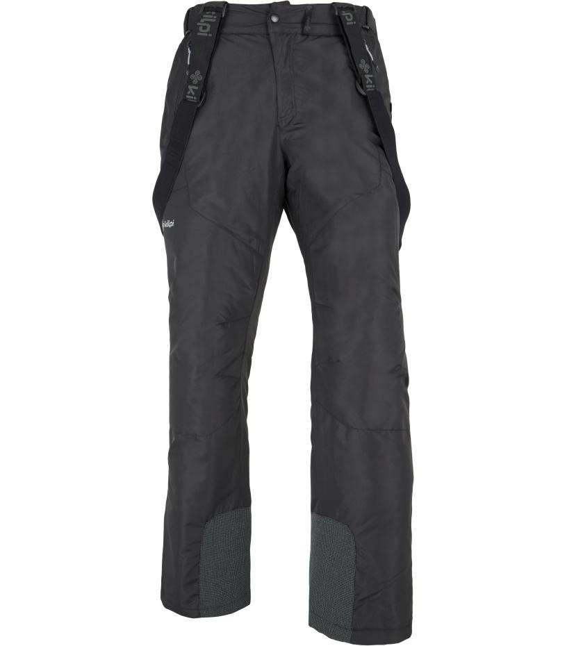 KILPI Pánské lyžařské kalhoty ZACHARY DM0042KIBLK Černá XL