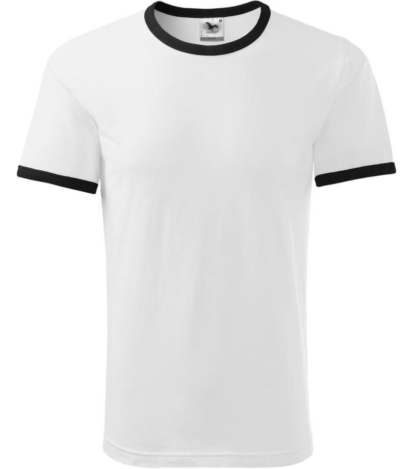 ADLER Infinity Dětské triko 14800 bílá 122