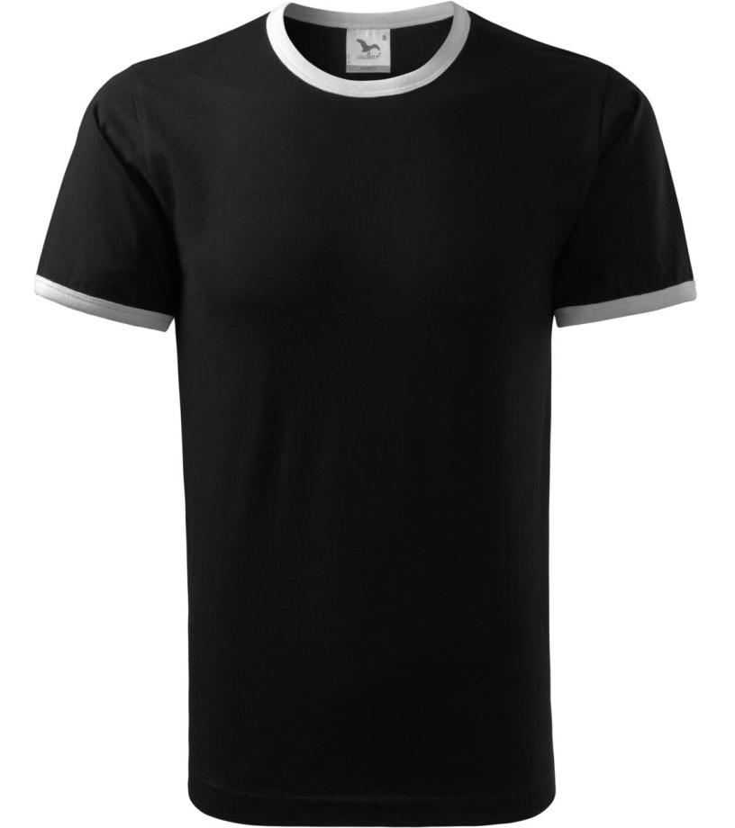 ADLER Infinity Dětské triko 14801 černá 122