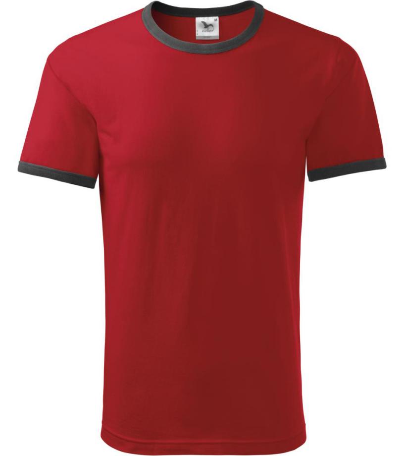 ADLER Infinity Dětské triko 14807 červená 122