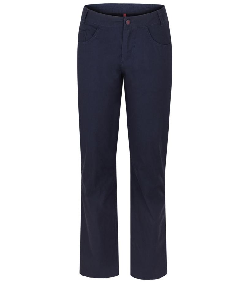 LOAP NANDA Dámské kalhoty CLW1754M83M modrá S