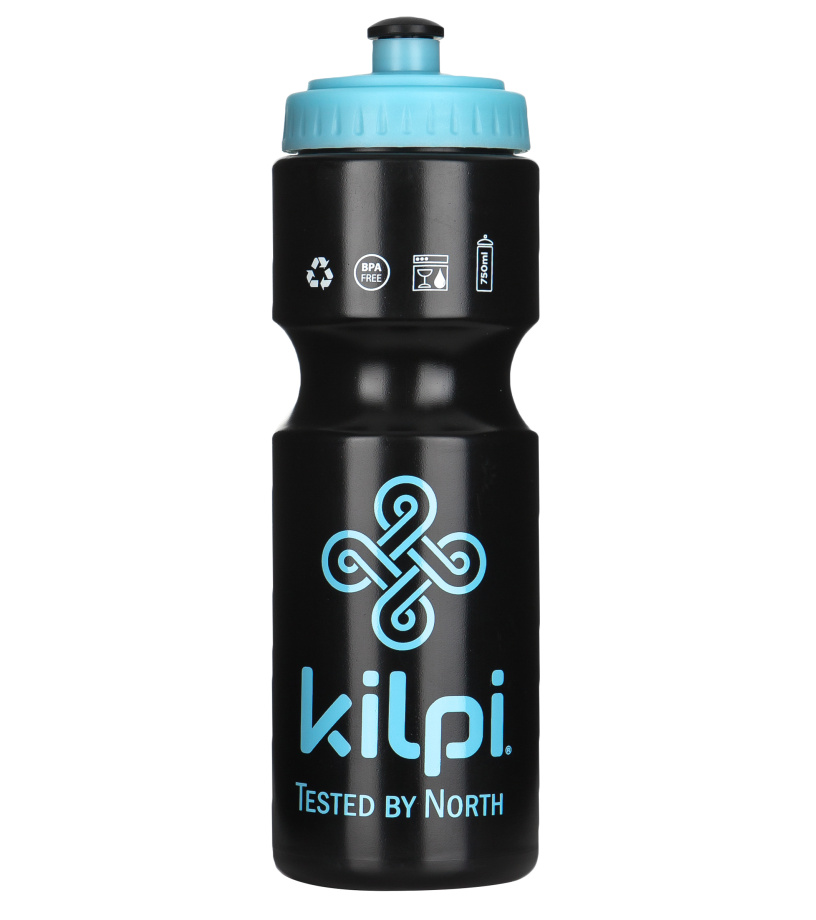 KILPI Sportovní láhev KETOI-U GU0313KIBLK Černá