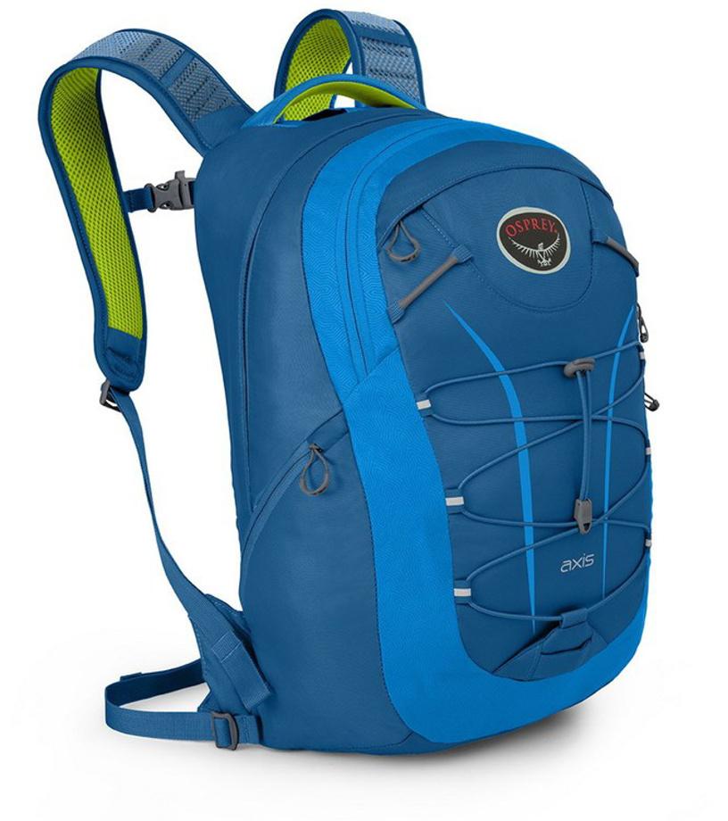 OSPREY Axis 18 II Městský batoh OSP2103036402 boreal blue e6b7ef52af