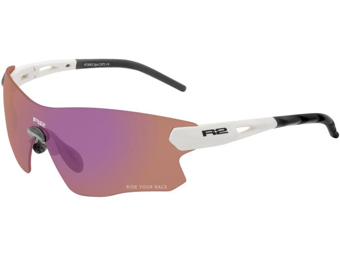 R2 SPIN Sportovní sluneční brýle AT084D