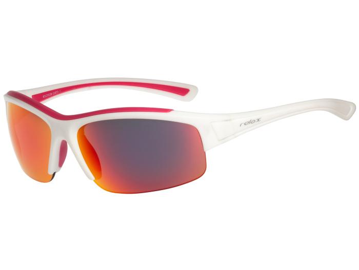 RELAX DAVAR Sportovní sluneční brýle R5392B