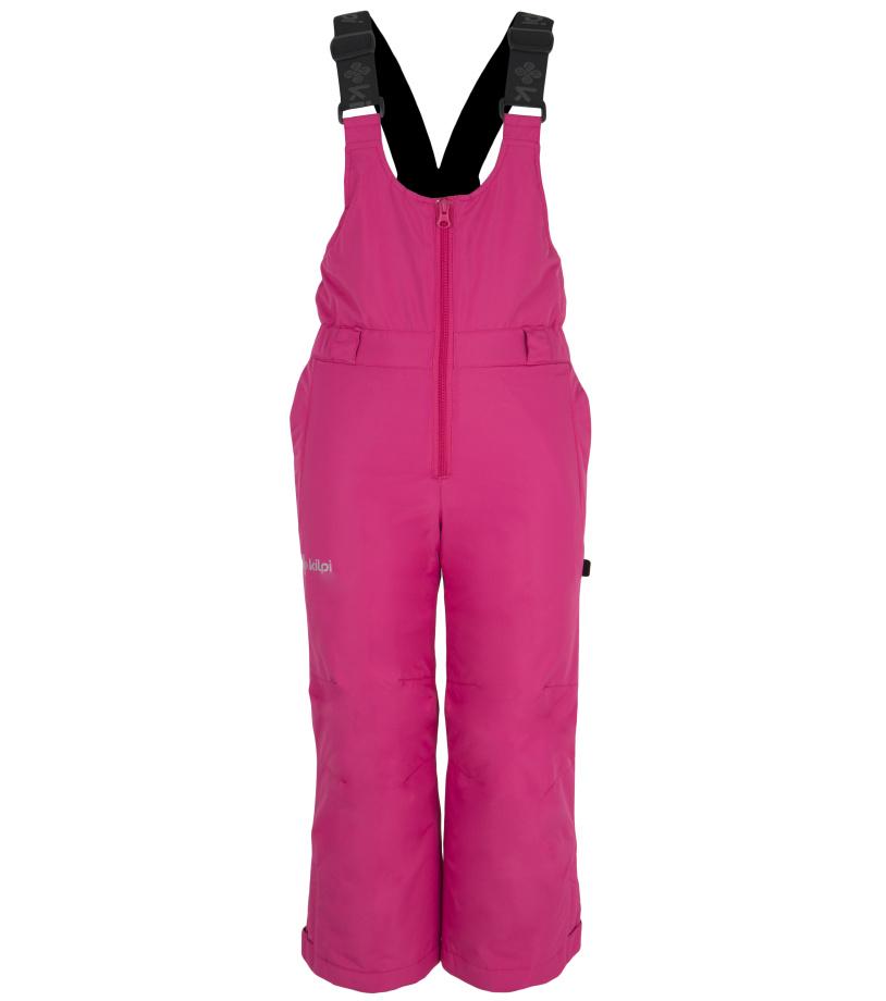 KILPI Lyžařské kalhoty DELINE-JG DJ0061KIPNK Růžová 134_140