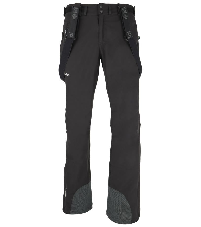 KILPI Pánské softshellové kalhoty EZRA DM0040KIBLK Černá M