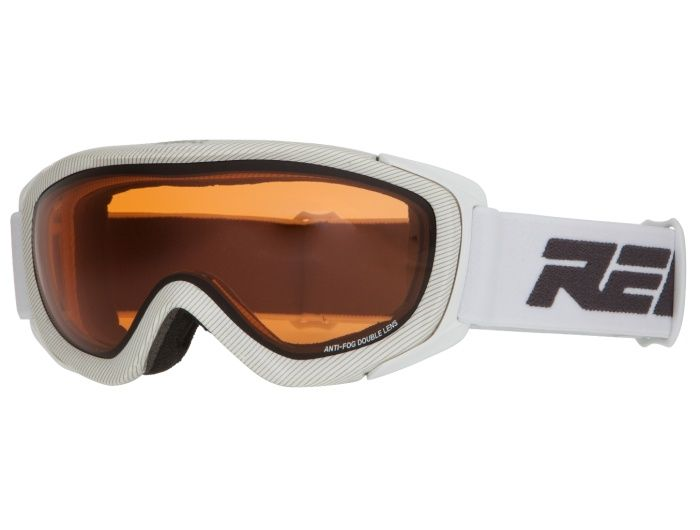 RELAX FELT Lyžařské brýle HTG16M bílá -