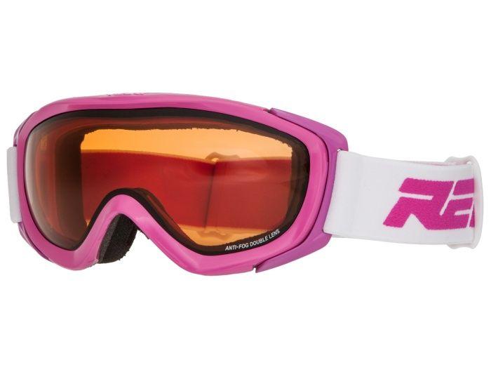 RELAX FELT Lyžařské brýle HTG16N růžová -