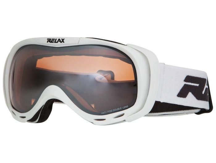 RELAX AIRFLOW Lyžařské brýle HTG22I bílá -