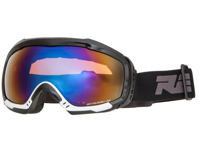 RELAX BONDY Lyžařské brýle HTG32 černá -