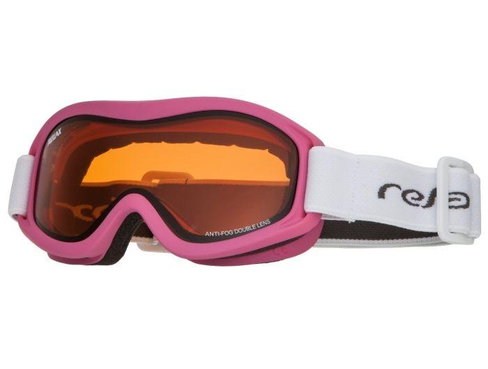 RELAX TEDDY Lyžařské brýle HTG33E růžová -