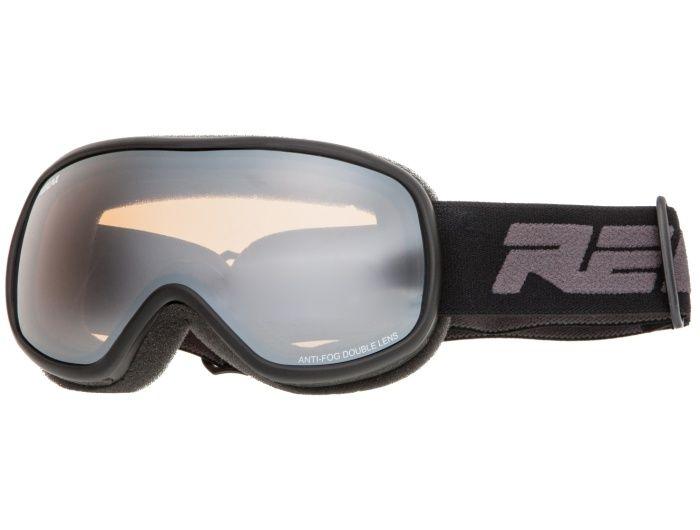 RELAX VIPER Juniorské lyžařské brýle HTG35C černá -