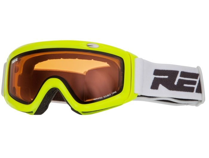 RELAX Lyžařské brýle HTG42C žlutá -