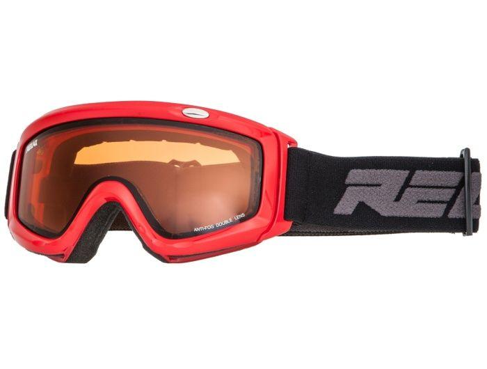 RELAX Lyžařské brýle HTG42D červená -
