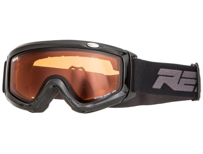 RELAX Lyžařské brýle HTG42 černá -