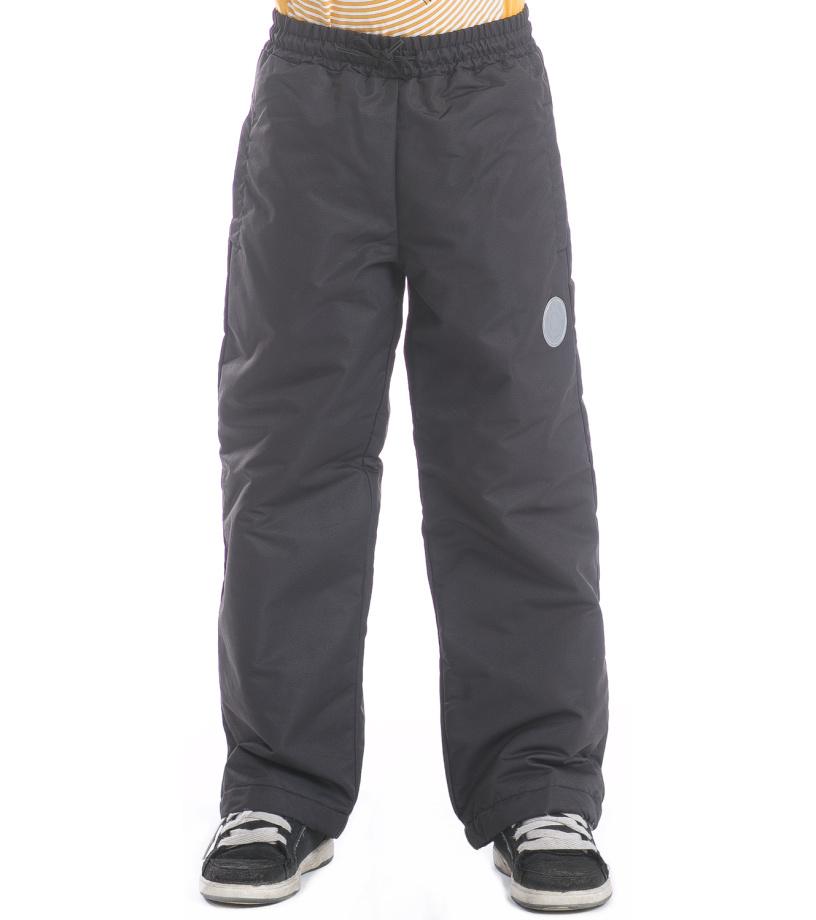 ALPINE PRO GOGO Dětské kalhoty KPAD030990 černá 116-122