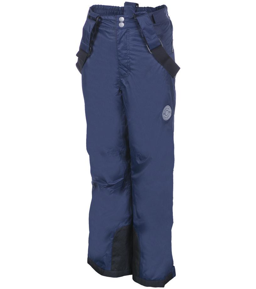 ALPINE PRO SEZI Dětské kalhoty KPAF029602 mood indigo 104-110