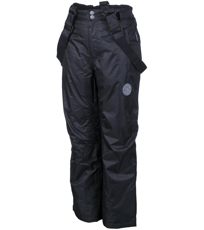 ALPINE PRO SEZI Dětské kalhoty KPAF029990 černá 104-110