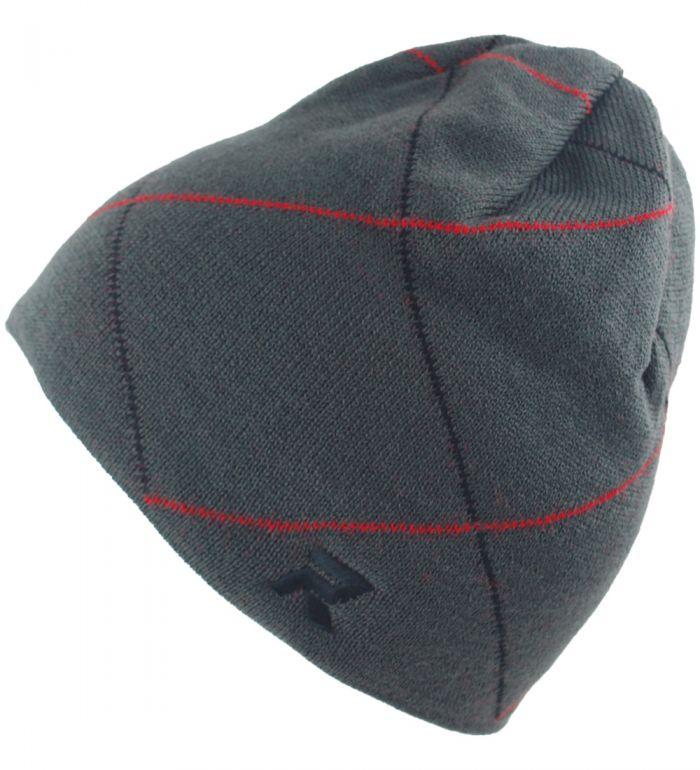 RELAX Hatch Zimní čepice RKH101A tmavá šedá