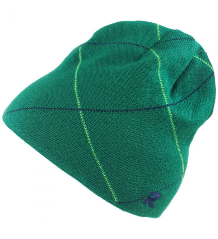RELAX Hatch Zimní čepice RKH101D zelená