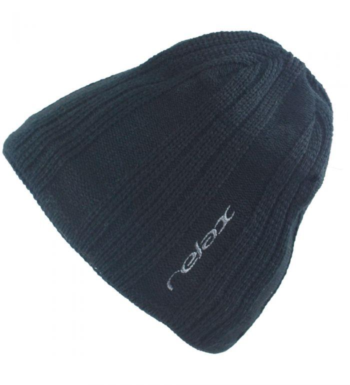 RELAX Zimní čepice Zimní čepice RKH24A černá