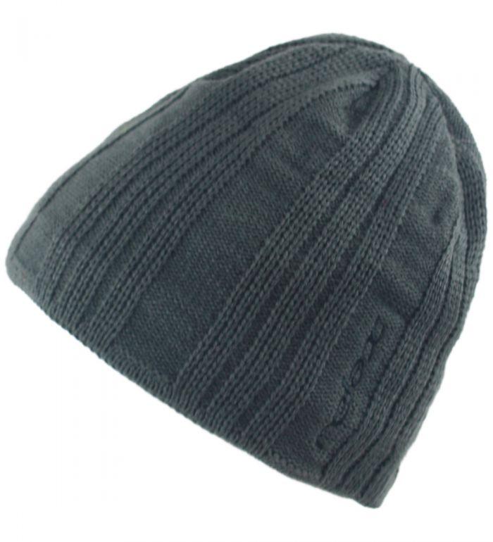 RELAX Zimní čepice Zimní čepice RKH24B tmavá šedá