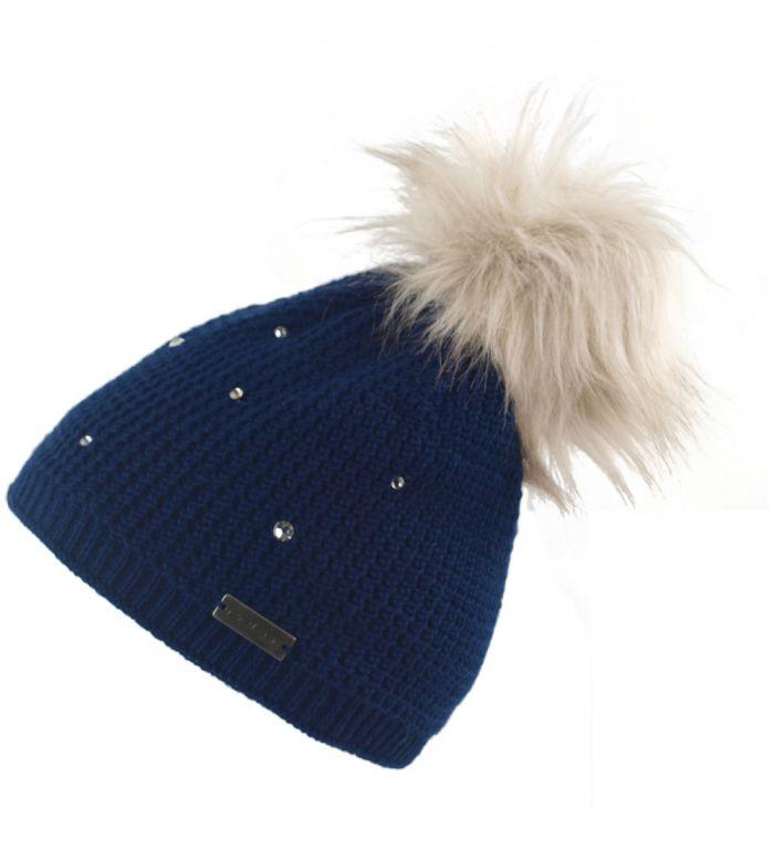 RELAX Zimní čepice RKH36D tmavě modrá