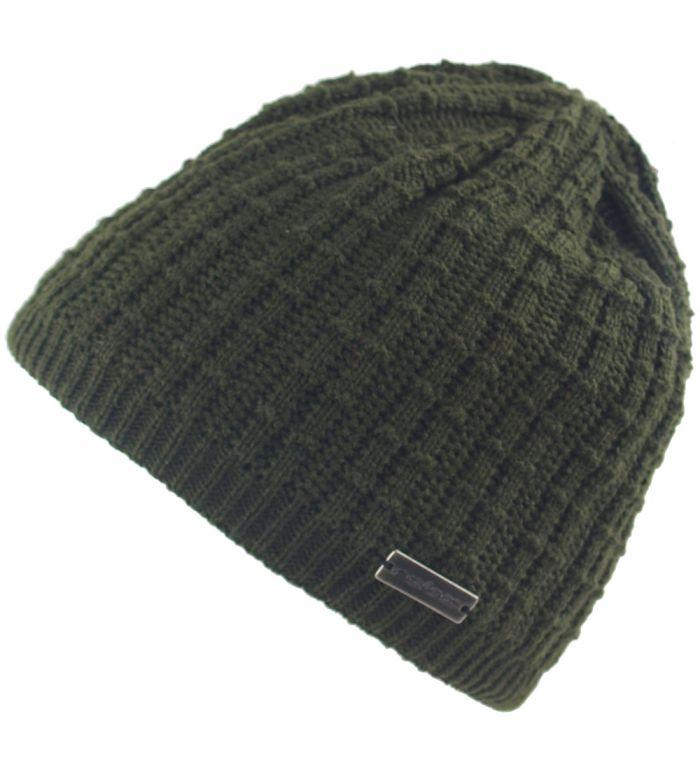RELAX Zimní čepice RKH81D zelená
