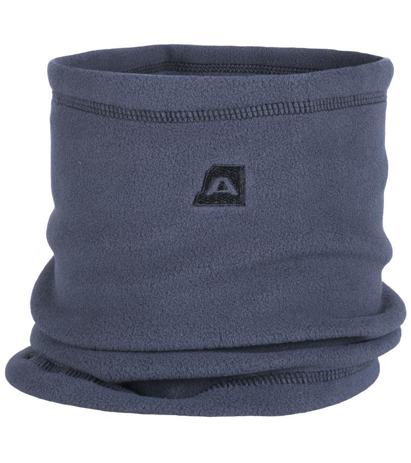 ALPINE PRO ACHILLE Uni šátek USFF010779 tmavě šedá UNI