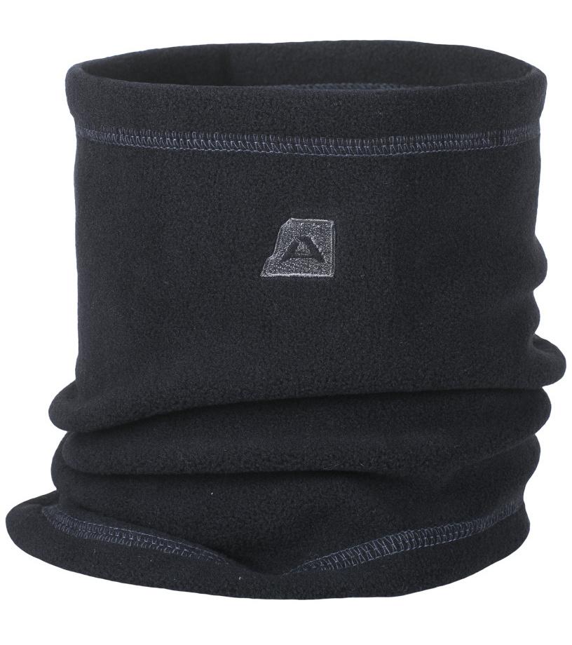 ALPINE PRO ACHILLE Uni šátek USFF010990 černá UNI
