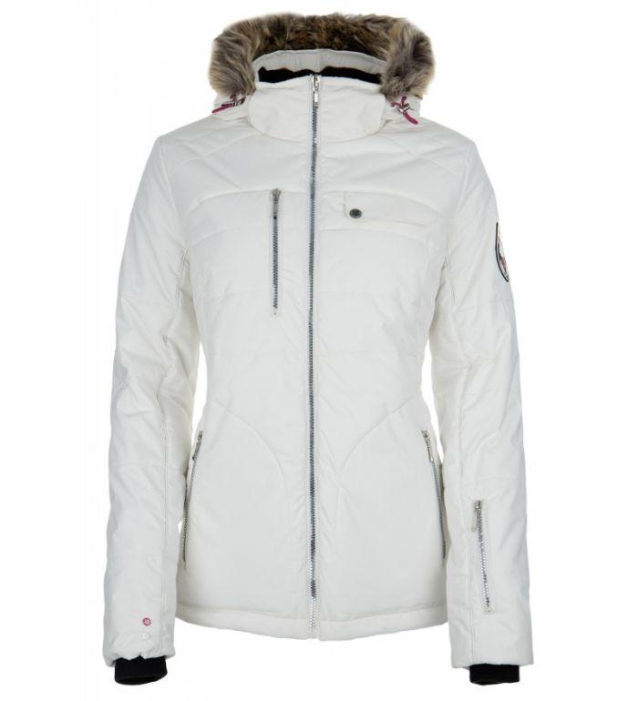 LOAP FREA Dámská lyžařská bunda OLW1518A14A Bílá M