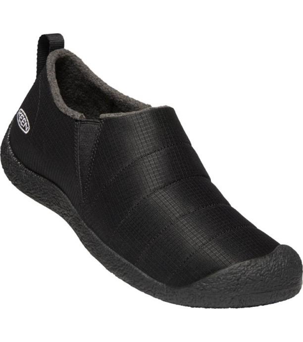 KEEN HOWSER II M Pánská zimní obuv 10008025KEN01 triple black 8(42)