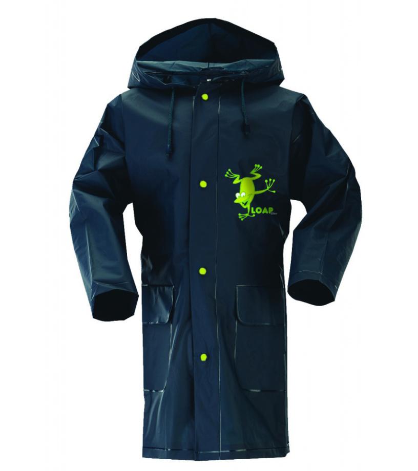 LOAP SMOKY Dětská pláštěnka .L6047L91L modrá 5