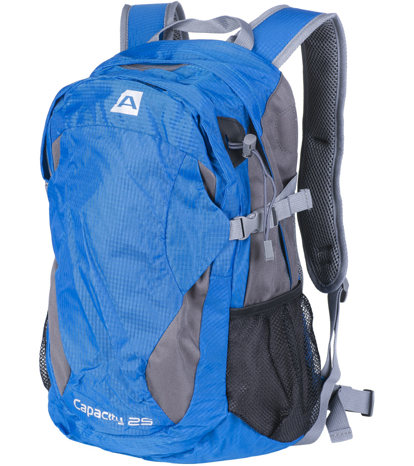 ALPINE PRO PAMUYA Batoh outdoor, 25L UBGG038653 cobalt blue 25L