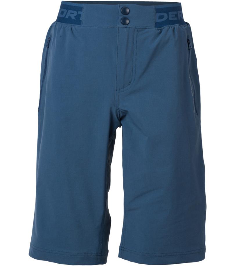 NORTHFINDER ROBERTO Pánské šortky BE-3181OR281 modrá