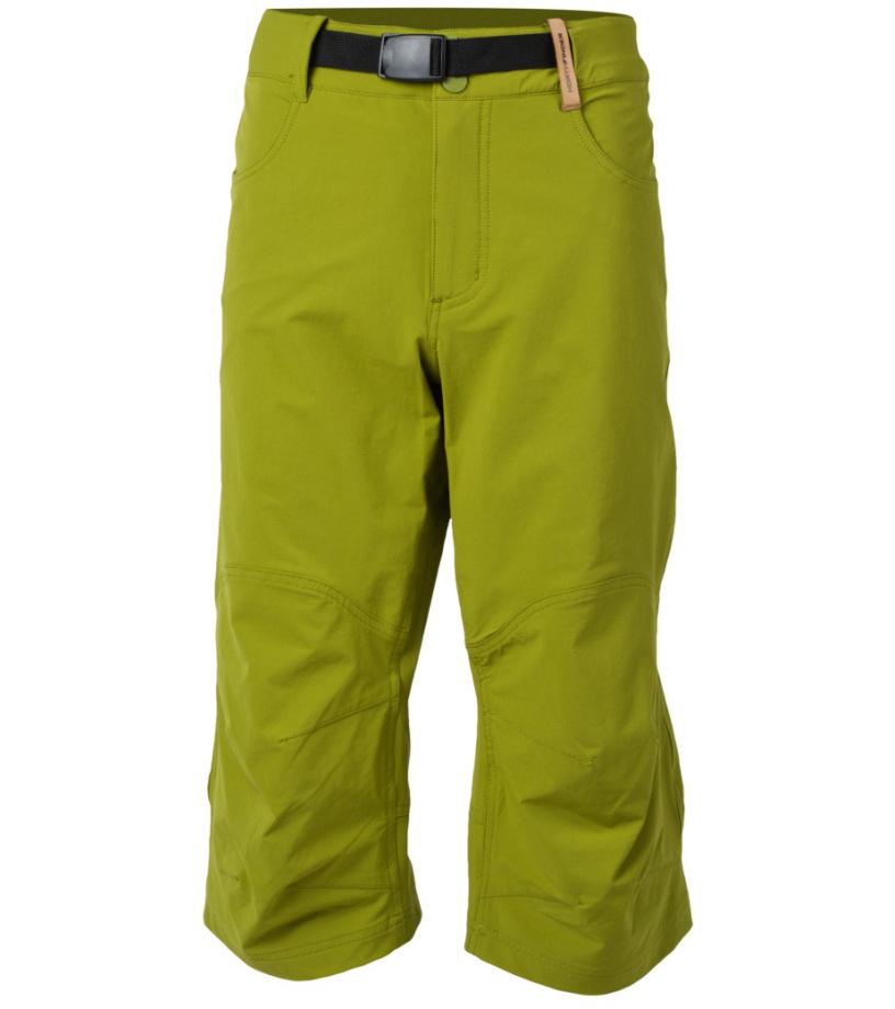 NORTHFINDER ROY Pánské šortky BE-3187OR8250 zelená