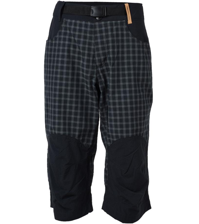 NORTHFINDER KEATON Pánské kalhoty BE-3188OR269 černá
