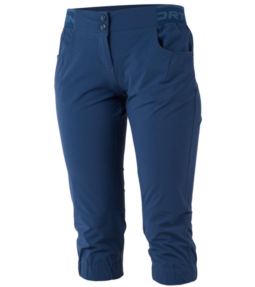 NORTHFINDER MACKENZIE Dámské 3 4 kalhoty BE-4185OR298 tmavě modrá L fecd902dc8
