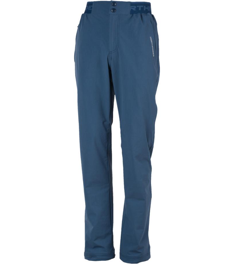 NORTHFINDER DEAN Pánské kalhoty NO-3406OR281 modrá