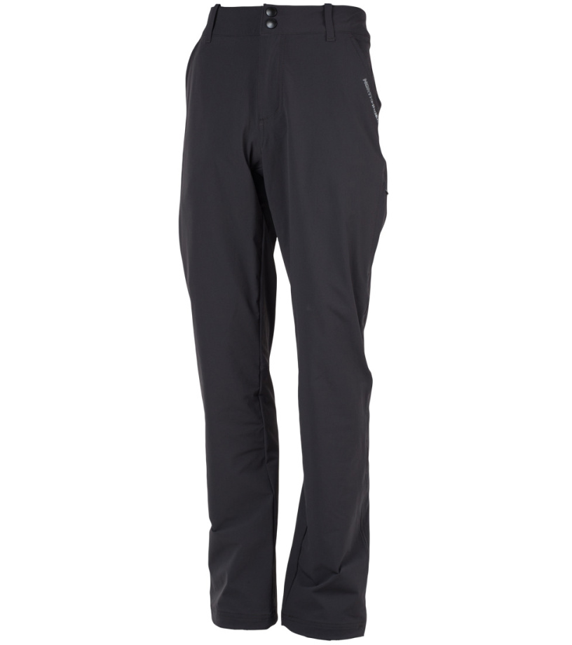 NORTHFINDER DARIAN Pánské kalhoty NO-3407OR325 šedá-stříbrná