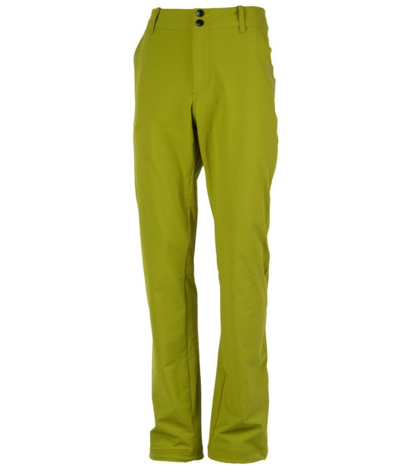 NORTHFINDER DARIAN Pánské kalhoty NO-3407OR8250 zelená