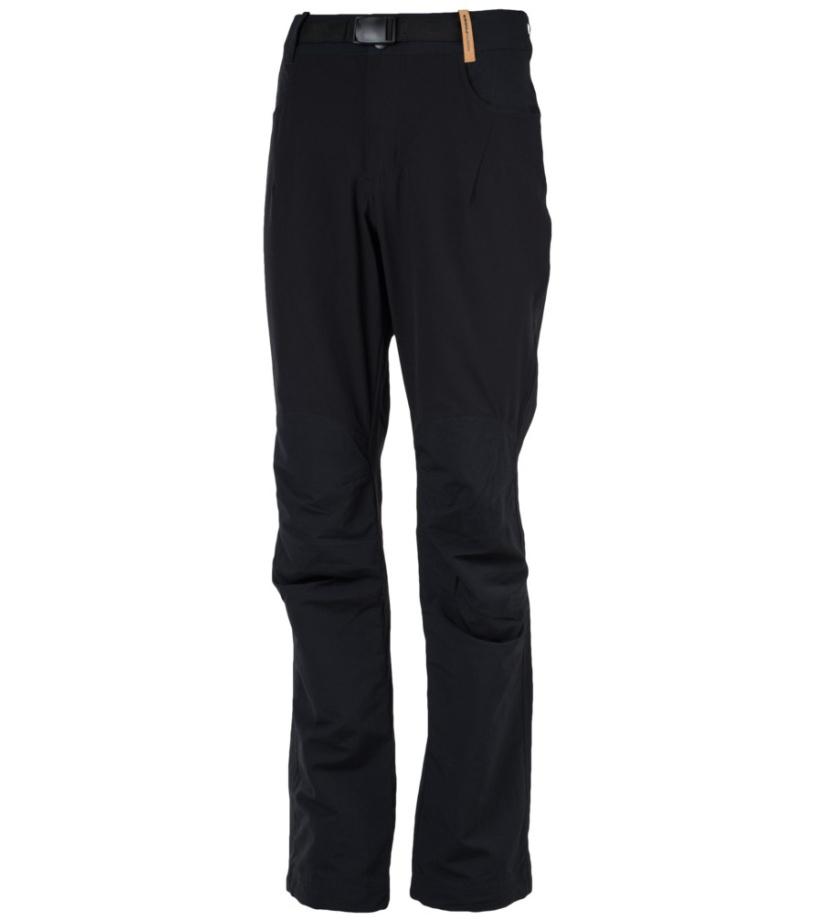 NORTHFINDER SETH Pánské outdoorové kalhoty NO-3409OR269 černá